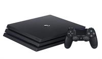 PlayStation 4 Pro 1 TB, jet black