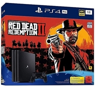 PlayStation 4 1TB Pro + Red Dead Redemption 2 (USK)