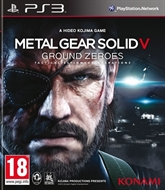 PS3 Metal Gear Solid V: Ground Zeroes (PEGI)