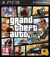 PS3 Grand Theft Auto V (PEGI Uncut)