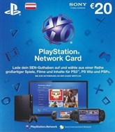 PlayStation Live Card EURO 20 (AT)