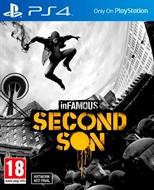 PS4 Infamous: Second Son (PEGI)