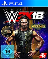 PS4 WWE 2K18 -- Wrestlemania Edition (USK)