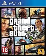 PS4 Grand Theft Auto V (PEGI Uncut)