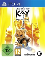 PS4 Legend of Kay (PEGI)