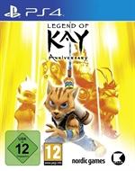 PS4 Legend of Kay (PEGI)