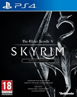 PS4 The Elder Scrolls V: Skyrim -- Special Edition (PEGI)