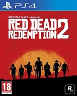 PS4 Red Dead Redemption 2 -- Day One Edition (PEGI)