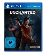 PS4 Uncharted: The Lost Legacy (USK)