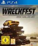 PS4 Wreckfest (PEGI)