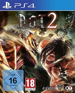 PS4 Attack on Titan 2 (PEGI)