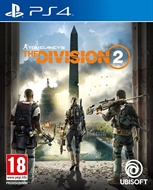 PS4 Tom Clancy's: The Division 2 (PEGI)