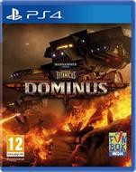 PS4 Warhammer 40.000: Adeptus Titanicus: Dominus (PEGI)