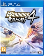 PS4 Warriors Orochi 4 (PEGI)