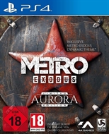 PS4 Metro Exodus -- Aurora Limited Edition (PEGI)