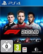 PS4 Formula One 2018 (PEGI)