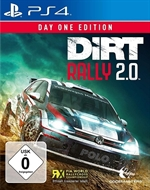 PS4 DiRT Rally 2.0 -- Day One Edition (USK)