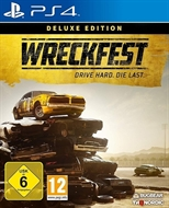 PS4 Wreckfest -- Deluxe Edition