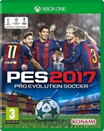 Xbox One Pro Evolution Soccer 2017 -- Day One Edition (PEGI)