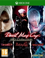 Xbox One Devil May Cry HD Collection (PEGI)