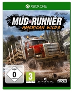 Xbox One MudRunner -- American Wilds Edition (PEGI)