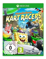 Xbox One Nickelodeon Kart Racers