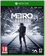 Xbox One Metro Exodus -- Day One Edition (PEGI)