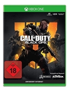 Xbox One Call of Duty 15: Black Ops 4 (USK)