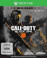 Xbox One Call of Duty 15: Black Ops 4 -- Pro Edition (USK)