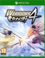 Xbox One Warriors Orochi 4 (PEGI)