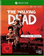 Xbox One The Walking Dead: The Final Season (USK)