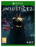 Xbox One Injustice 2 (PEGI)