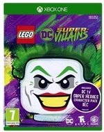 Xbox One LEGO DC Super Villains (PEGI)