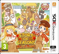 3DS Story of Seasons 2: Trio of Towns (PEGI)