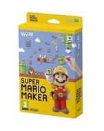 Wii U Super Mario Maker + Artbook  (PEGI)