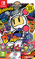 Switch Super Bomberman R (PEGI)