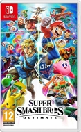 Switch Super Smash Bros. Ultimate (PEGI)