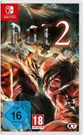 Switch Attack on Titan 2 (PEGI)