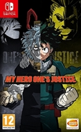 Switch My Hero One's Justice (PEGI)