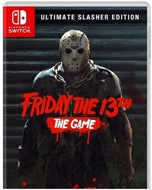 Switch Friday the 13th: The Game -- Ultimate Slasher Edition (USK)