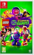 Switch LEGO DC Super Villains (PEGI)