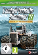 PC DVDROM Landwirtschafts Simulator 17: Offizielles Big Bud (Add-On) (PEGI)