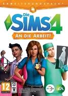 PC DVDROM / MAC Die Sims 4: Erweiterungspack -- An die Arbeit! (Download Code) (PEGI)