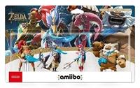 Nintendo Amiibo The Legend of Zelda: Breath of the Wild -- Recken Set