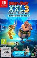 Switch Asterix & Obelix XXL3: Der Kristall Hinkelstein -- Limited Edition (PEGI)