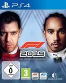PS4 F1 2019 (PEGI)