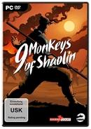 PC 9 Monkeys of Shaolin (USK)
