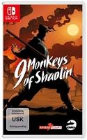 Switch 9 Monkeys of Shaolin (USK)