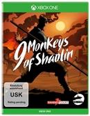 Xbox One 9 Monkeys of Shaolin (USK)