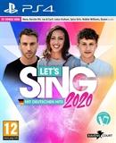 PS4 Let's Sing 2020 mit deutschen Hits (PEGI)